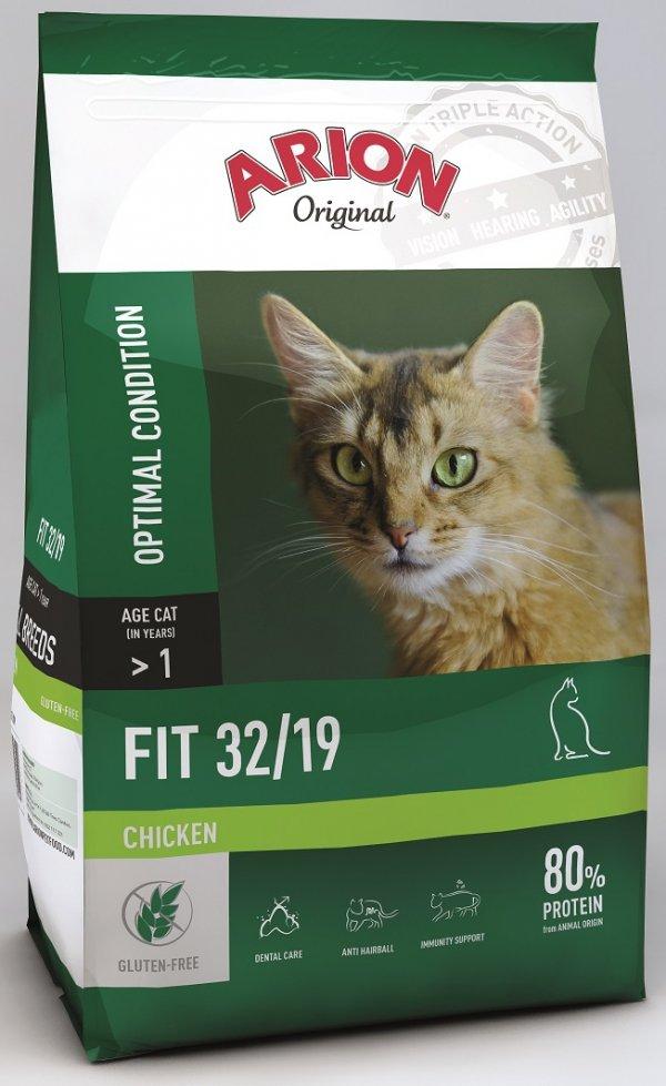 Arion 8544 Cat Original Fit Chicken 2kg
