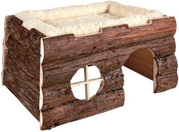 Trixie 6208 Domek Tilde dla świnki królik 39x20x29