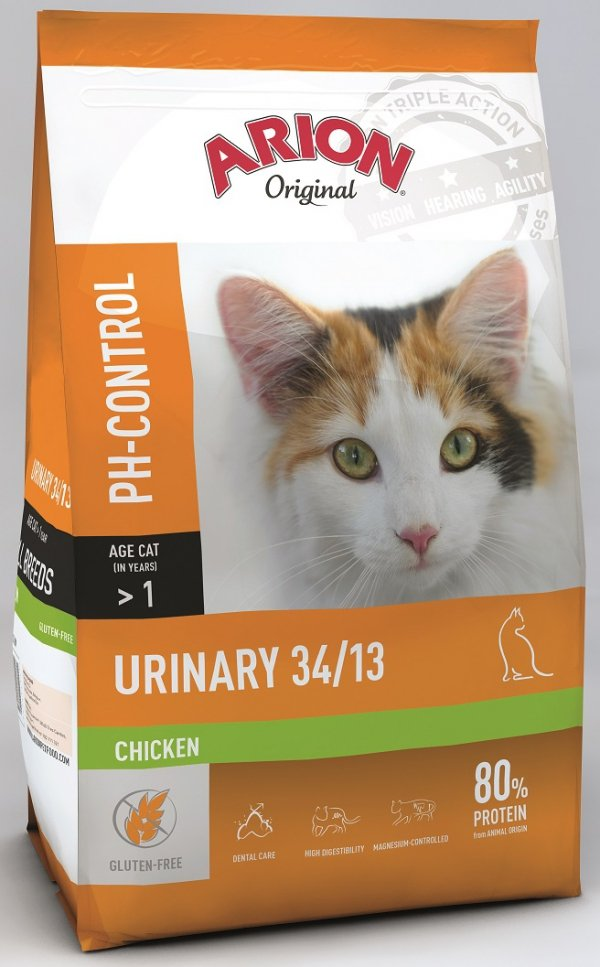 Arion 8681 Cat Original Urinary Chicken 2kg