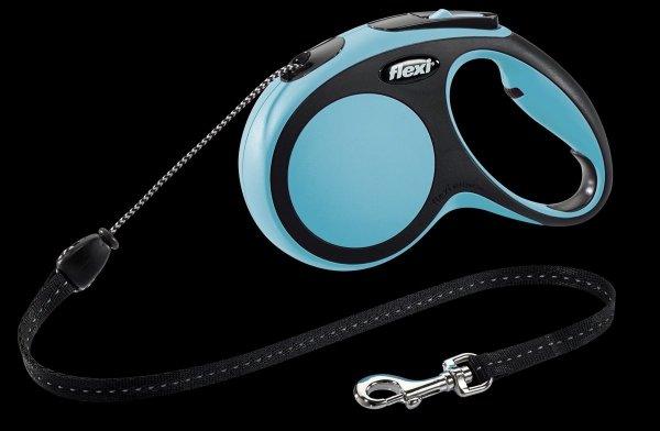 Flexi 2880 Comfort S Cord 5m 15kg niebieska*