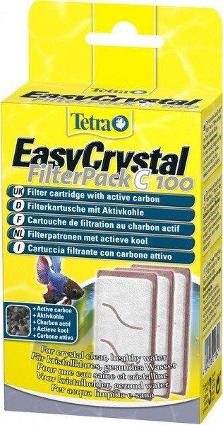Tetra 211841 EasyCrystal Filterpack C 100
