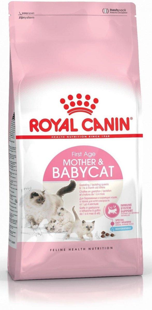 Royal 249520 Mother & Babycat 400g