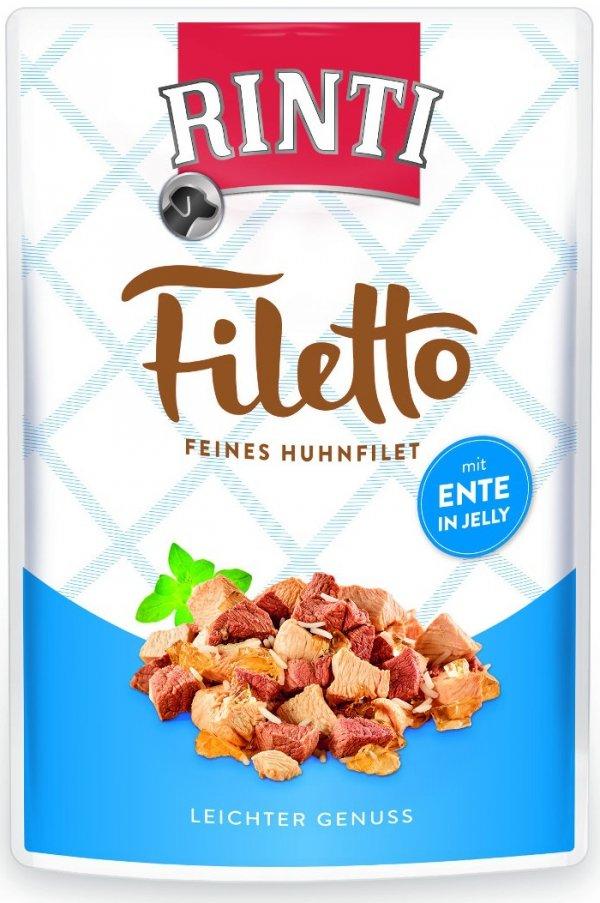 Rinti 95405 Filetto Kurczak Kaczka w gal 100g