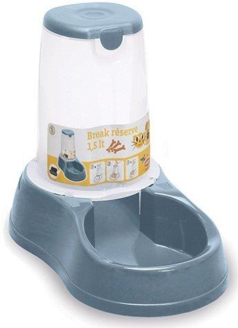 Zolux 04184 Dystrybutor pokarm BREAK 1,5L niebiesk