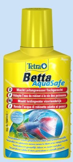 Tetra 193031 Betta Aquasafe 100ml