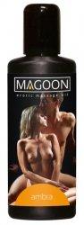 Olejek do masażu Ambra 100ml Magoon