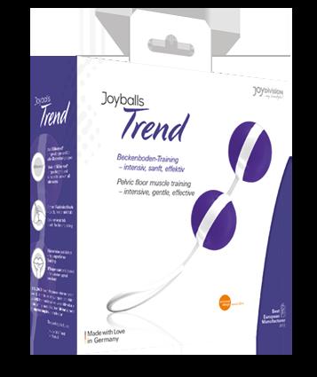 Kulki Joyballs Trend fioletowe
