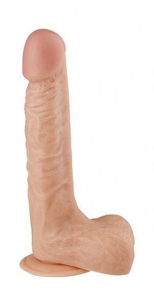 Dildo z przyssawką Hoodlum 23 cm