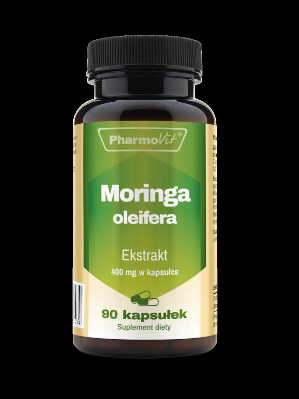 Moringa oleifera 90 kaps. PharmoVit