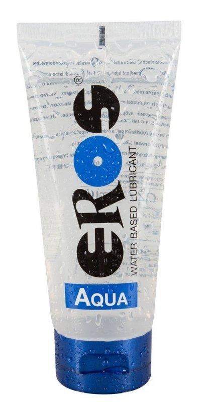 Lubrykant na bazie wody 100ml Eros Aqua