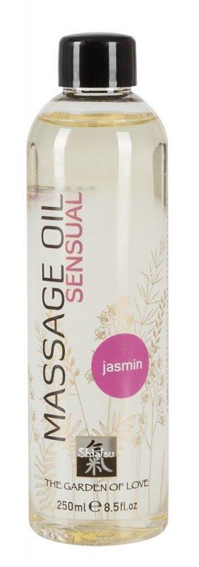 Olejek do masażu Jaśmin 250 ml Shiatsu