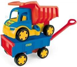 Gigant Truck Wywrotka z Przyczepą WADER 65100 #A1