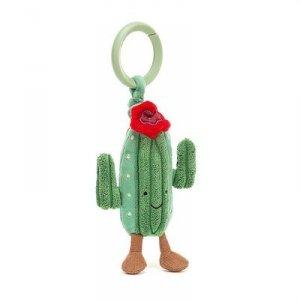 Amuse kaktus drgająca zabawka 11cm