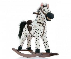 Milly Mally Koń Mustang Black Dot