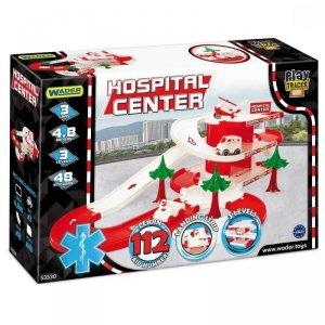 Play tracks city-szpital