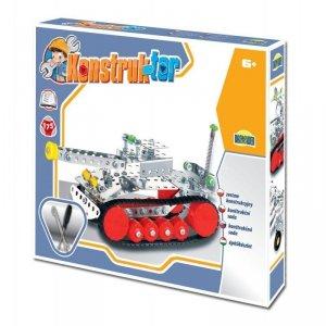 Konstruktorek czołg