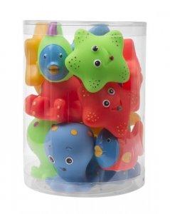 TULLO 507 Zwierzątka morskie do kąpieli 1 szt.