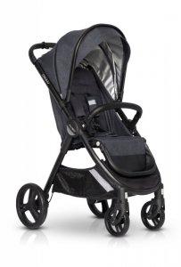 EASY GO Wózek dziecięcy CANNY COAL