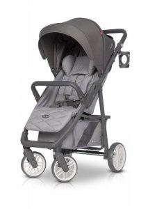 EURO-CART Wózek dziecięcy FLEX PEARL 2021