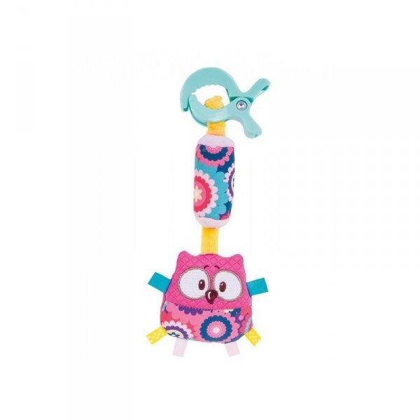 Pluszowa zabawka z dzwon fores