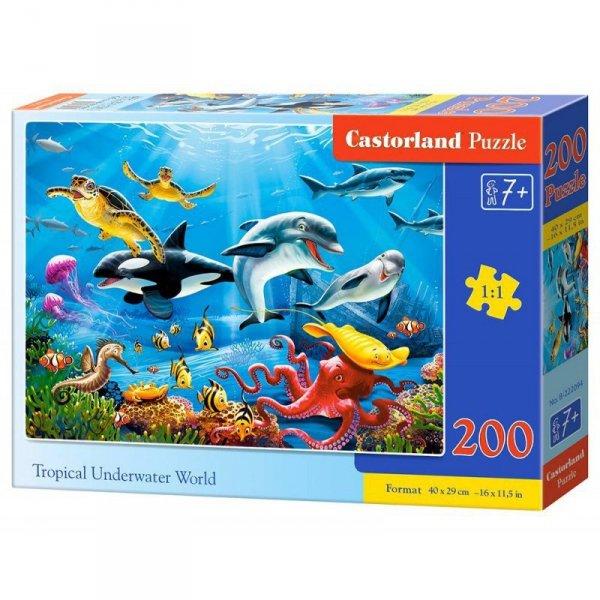 Puzzle 200 underwater world
