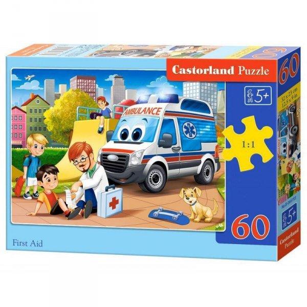 Puzzle 60el. first aid