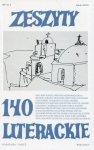 Zeszyty literackie 140