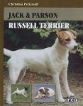 Jack and Parson Russell terrier Christina Pettersall