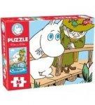 Moomin Floor Puzzle 35
