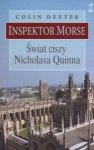 Inspektor Morse Świat ciszy Nicholasa Quinna Colin Dexter