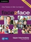 Face2face Upper Intermediate (CD mp3)