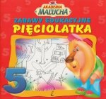 Zabawy edukacyjne pięciolatka Akademia malucha