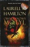 Obsydianowy motyl Laurell K. Hamilton