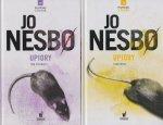 Upiory tom 1 i 2 Kryminał z klasą nr 14 i 15 Jo Nesbø