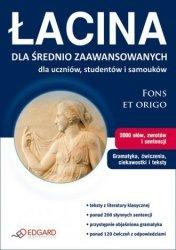 Łacina dla średniozaawansowanych dla uczniów studentów i samouków Michał J Filipek