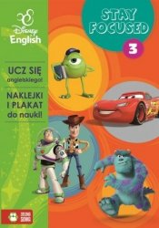 Stay Focused cz. 3 Disney English