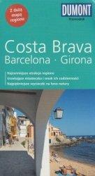 Costa Brava Barcelona Girona przewodnik z dużą mapą regionu