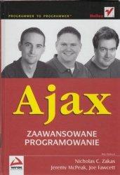 Ajax Zaawansowane programowanie Nicholas C Zakas Jeremy McPeak Joe Fawcett
