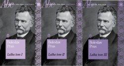 Lalka Tom I-III Bolesław Prus  ABC Klasyka polska Lektury
