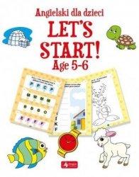 Angielski dla dzieci Let s Start! Age 5-6