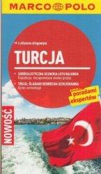 Turcja przewodnik z atlasem drogowym Marco Polo