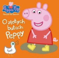 Świnka Peppa Opowieści na dobranoc O złotych butach Peppy
