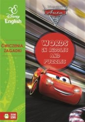 Auta 3 Words in riddles and puzzles Disney English
