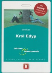 Król Edyp Lektura + opracowanie Sofokles