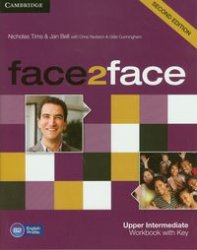 face2face 2ed Upper-Intermediate Workbook with key