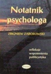 Notatnik psychologa Zbigniew Zaborowski