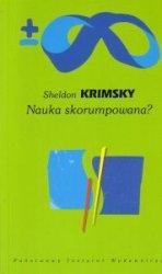 Nauka skorumpowana? Sheldon Krimsky