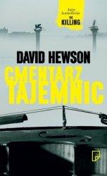 Cmentarz tajemnic  David Hewson