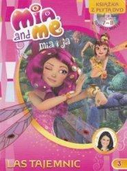 Mia and Me Las Tajemnic Tom 3 Książka + DVD