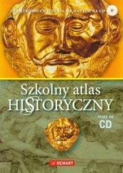 Szkolny atlas historyczny (+ CD)